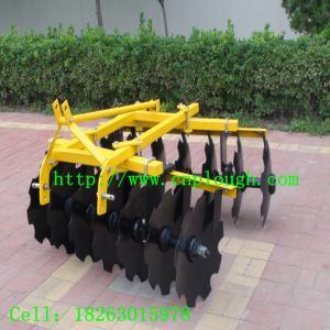 China 1BQX Series of light-duty mounted disc harrow on sale