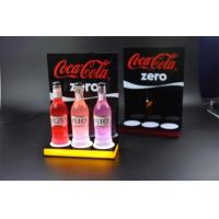 China LED acrylic liquor bottle display with whole sale price on sale