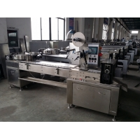 Quality 100bags/Min Pillow Type Candy Packaging Machine PLC Control for sale