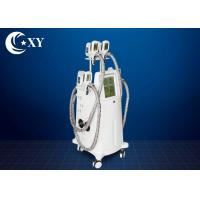 Buy cheap 4 Treatment Heads Cryolipolysis Slimming Machine For Weight Loss Fat Freezon from wholesalers
