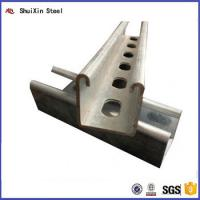 Quality Building Materials C Channel Standard Sizes C Purlin With Low Price for sale