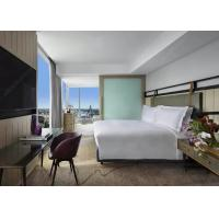 Buy cheap Concise Design Standard Hotel Furniture Environmental Friendly Lacquer from wholesalers