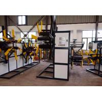 Quality Online Full Automatic Plastic Pipe Double Station Disc Coiler/Winder Machine for sale