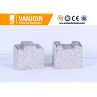 China Lightweight Fireproof Exterior Wall Panel Building Materials For Prefab House on sale