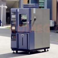 Stainless Steel Thermal Shock High Low Test Chamber Driving Force Temperature