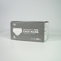 Quality Single Use 14.5×9cm Children Face Mask for sale