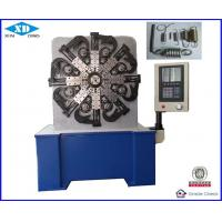 Quality Computer Controlled CNC Spring Making Machine / CNC Spring Coiler for sale