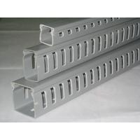 Quality PVC cable tray 1 - 2.9M with high impact resistance for underground ducting for sale