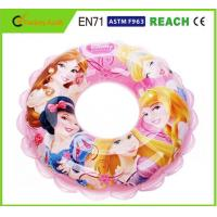 Quality Attractive Design Inflatable Swim Ring Cartoon Character For Kids Over 8 Years Old for sale
