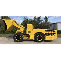Quality 1 CBM Bucket Underground Mining Dump Truck With 2 Ton Tramming Capacity for sale