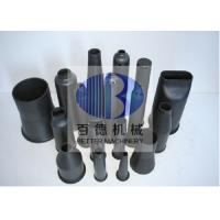 Quality Refractory SiSiC Material SiSiC / RBSiC Burner Nozzle For Self Regenerative Burner for sale
