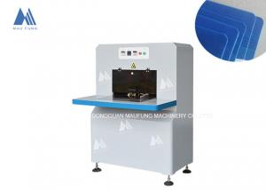 Buy cheap 25pcs / Min R10 R12 Leather Notebook Case Corner Rounding Machine from wholesalers