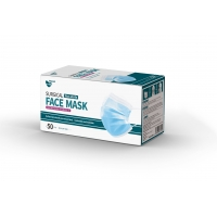 Buy cheap 17.5X9.5CM Meltblown Nonwoven Disposable Breathing Mask from wholesalers