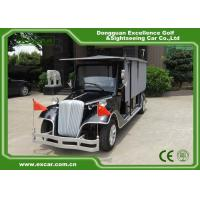 Quality CE Approved Vintage Golf Carts Enclosed Type 80KM Range DC System for sale
