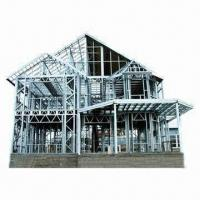 China Prefabricated House/Prefab Home/Modular House, Customized Home, Light Steel Structure on sale