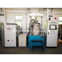 China Industrial PLC 20T Vacuum Pressing Furnace up to 2000 degrees for sale
