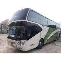 Quality 2011 Year Used 55 Seats Manual Yutong City Bus 12m Length Euro III Emission for sale