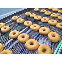 Quality Automatic Donut Machine , Doughnut Making Equipment With 304 Stainless Steel for sale