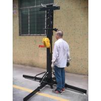 Quality Heavy Duty 250 KG Lifting Tower / Crank Stand For Event Lighting Truss for sale