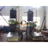 Quality Precise CNC Steel Profile Milling Machine For H / BOX Beam Production for sale