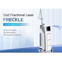 Quality Fractional Co2 Laser Stretch Marks Removal Machine / Skin Resurfacing Machine for sale