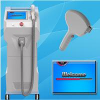 Quality LAMIS XL 808nm Diode Laser Hair Removal Beauty Salon Machine/ Laser Depilation IPL Machine for sale