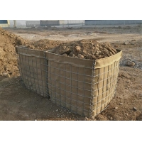Buy cheap Hesco Gabion Bastion 3x3 Defensive Barrier from wholesalers