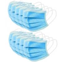 Quality Anti Virus? 3 Ply Surgical Face Mask High Filtration Efficiency  ?Soft Lining for sale