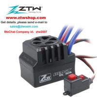 China ZTW Beast SL 60A Short Course Truck Brushless ESC for Rc car on sale