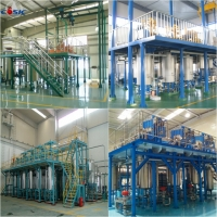 China 1000L×3 Lycopene Supercritical CO2 Extraction Machine for sale