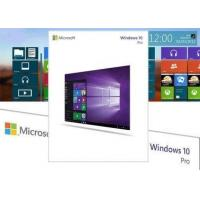 Quality 64 Bit Easy Using Windows 10 OEM Pack English Version For Global Area for sale