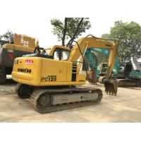 Quality Komatsu PC120 Second Hand Excavators 500mm Shoe Size 0.5m3 Bucket Capacity for sale