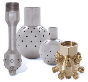 Quality Teflon rotating washing tank rotary spray Nozzle for sale