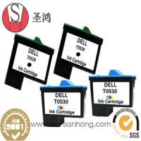China Brand new Ink Cartridge replacing for Dell T0529,T0530 on sale