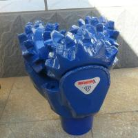 """Buy cheap 12 1/4"""" IADC 127 steel drill bit with rubber bearing for oil drilling from wholesalers"""
