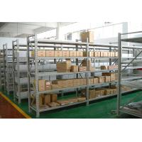 China warehouse steel structure light duty case flow rack with spray powder painting on sale