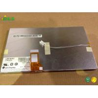 Quality Surface Antiglare LG LCD Panel LB070W02-TME2 7.0 Inch Module Outline 164.9×100mm for sale