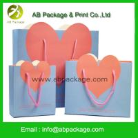 Best cool and greative paper bag design/paper gift bag amouage perfume paper bag wholesale wholesale