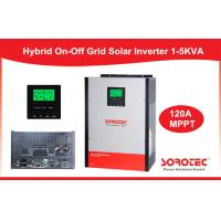 Best Pure Sine Wave Output On Grid Solar Power Inverter Built in MPPT Solar Controller wholesale