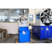 Quality Computer Spring Making Machine , Cnc Torsion Spring Machine Two Axes for sale