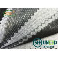 China Nylon Non Woven Interlining Thermo Bond For Diverse Fused Fabric on sale