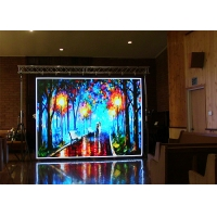 Quality 1/8scan 512x512mm Small Pixel Pitch LED Screen for sale