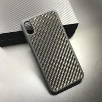 Quality Glossy Carbon Fiber Products TPU 3K Twill Carbon Fibre Mobile Phone Case for sale