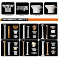 Quality Carved Roman stone Capital for Columns for sale