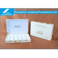 Best Exquisite Custom Wooden Gift Box For Cosmetic / Jewellery / Wine Packaging wholesale
