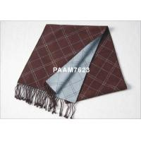 China Attractive OEM Men Woven Silk Scarf In Market For Men on sale