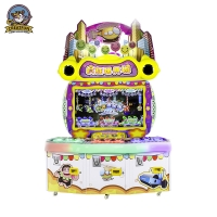 Buy cheap Amusenment Park Fun Crazy Toy City Kids Pitching Machine from wholesalers