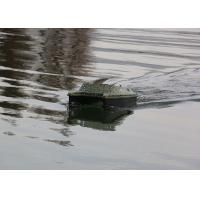 Quality Catamaran DEVICT bait boat ABS engineering plastic , GPS autopilot carp fishing Boat for sale