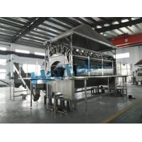 Quality SUS 304 Materials Oats Flakes Making Machine Instant Edible Cereals baby food Making machine for sale