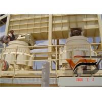 Quality Mining Hydraulic Cone Crusher Machine Intelligent Design With Digital Display for sale